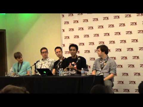 Rooster Teeth RTX 2015 Indie Game Development