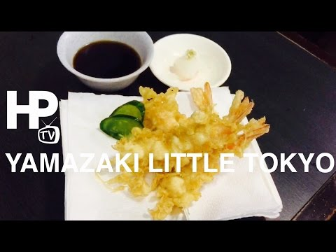Yamazaki Japanese Comfort Food in Little Tokyo Makati by HourPhilippines.com