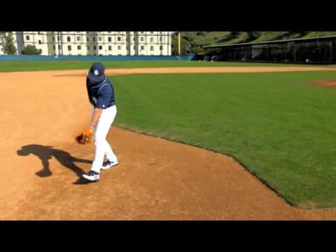 Fielding the Ball While on the Run