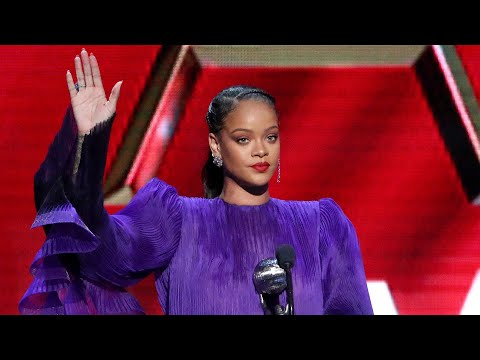 Rihanna Delivers POWERFUL Speech at the 2020 NAACP Image Awards