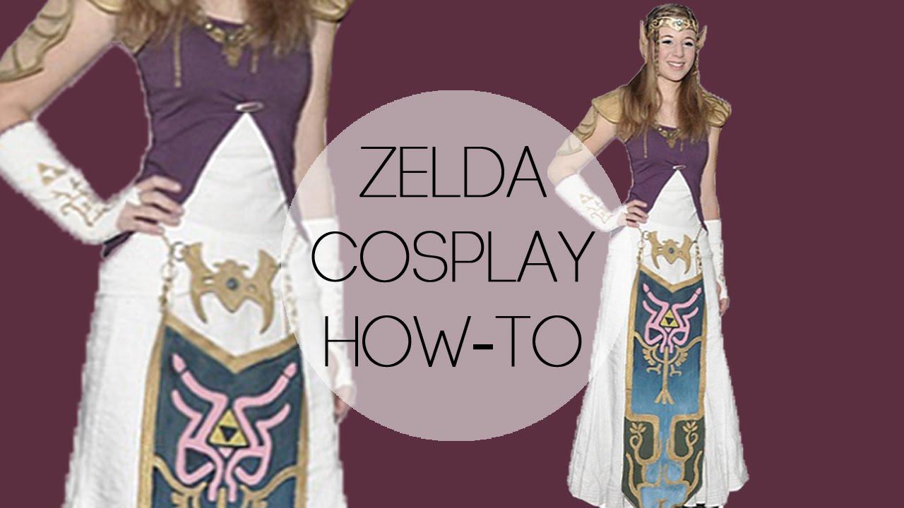 Zelda cosplay how to youtube solutioingenieria Images