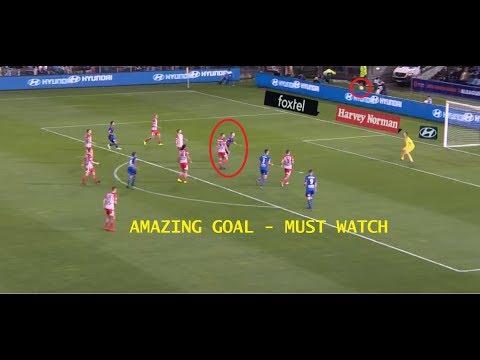 Greatest Goal in 2018 ● AMAZING!!!  Riley McGree