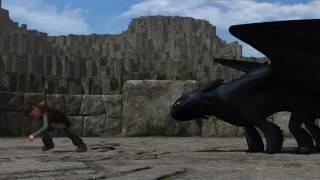 Урок приручения драконов №5 - Ночная фурия(, 2010-03-26T15:55:56.000Z)