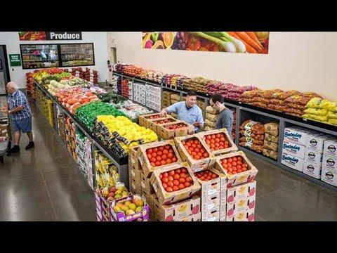 Оптовый Магазин Продуктов в Америке Цены на Продукты в США 2019