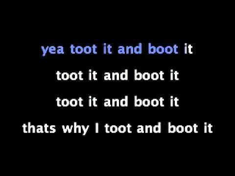 Toot It & Boot it Karaoke