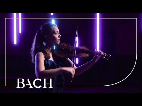 Bach - Allemande from Violin partita in B minor BWV 1002 - Heitzman | Netherlands Bach Society