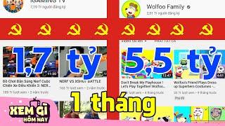 8 Kênh Youtube Nổi Tiếng Thế Giới Mà Ít Ai Biết LÀ CỦA NGƯỜI VIỆT NAM