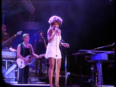 Tina Turner - I Don't Wanna Fight (Live)