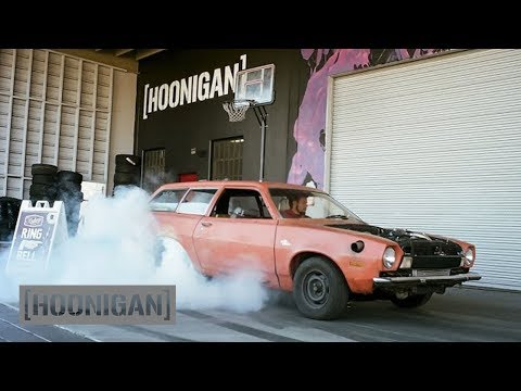 [HOONIGAN] DT 004: A Pinto Nukes the Donut Garage, Plus Ken Block