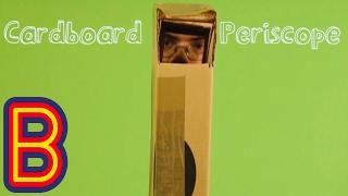 How to Make a DIY Periscope | Beano Makes