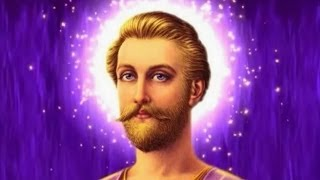 Meditazione con la fiamma violetta di Saint Germain