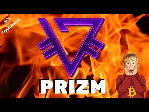 Криптовалюта PRIZM PZM. Как заработать на криптовалюте ПРИЗМ?
