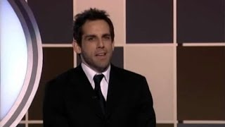 Ben Stiller Presents Short Film Oscars® in 2001