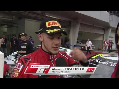 Rounds 1 & 2 – TV highlights show, Sepang International Circuit, Malaysia - Audi R8 LMS Cup 2017
