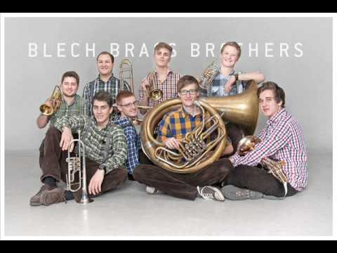Blech Brass Brothers - You Raise Me Up