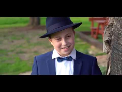 בר המצווה של שניאור זלמן   קליפ מיוחד לפורים!   Bar Mitzvah Short Film