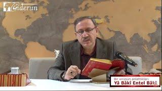 Risale-i Nur Sohbetleri - 21.04.2020