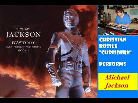 Stranger in Moscow - Michael Jackson (instrumental by Christian Rössle)