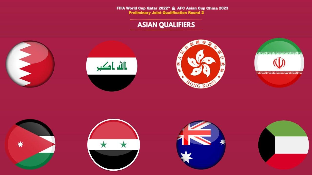 جدول مباريات الجولة السابعة من تصفيات اسيا المؤهلة لكاس العالم 2022 في قطر