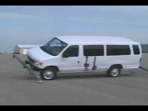 Reducing Rollover in 15 Passenger Vans