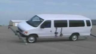 Reducing Rollover in 15 Passenger Vans