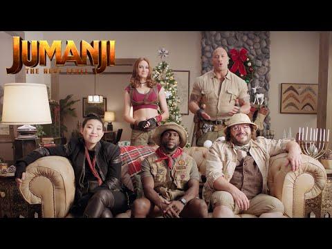 JUMANJI: THE NEXT LEVEL - Jumanji Bells