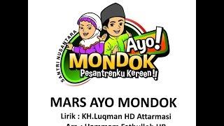 [2.52 MB] LAGU MARS AYO MONDOK (GERAKAN NASIONAL AYO MONDOK)