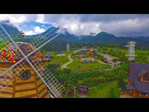 Bacolod Negros Occidental Campuestohan Highland Resort Talisay [ DJI Phantom 3 / Go Pro Hero 4 ]