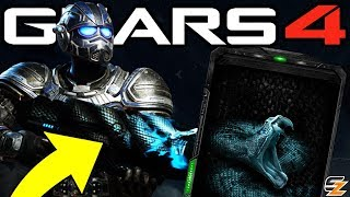 "Gears of War 4 - ""Black Mamba"" Esports Weapon Skins Gameplay! (Esports DLC)"