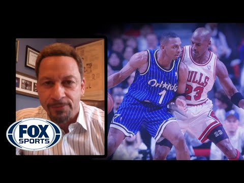 "Chris Broussard: Penny Hardaway was one of basketball's ""most unique and gifted players"