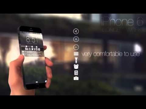 iPhone 6 màn hình trong suốt Innovative Screen