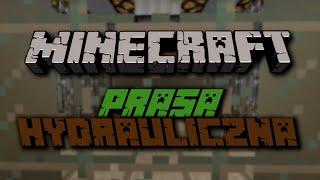 Minecraft: Prasa Hydrauliczna 2