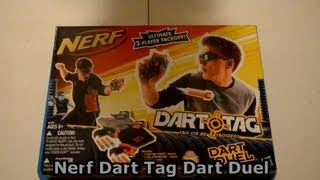 ~Unboxing~ Brand New Nerf Dart Tag Dart Duel (Stinger) Blaster Unboxing Video ~Unboxing~
