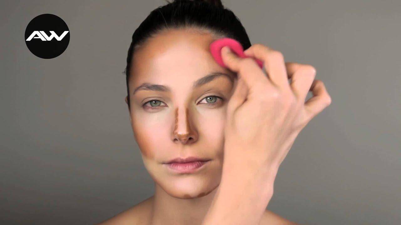 tecnicas de maquillaje paso a paso