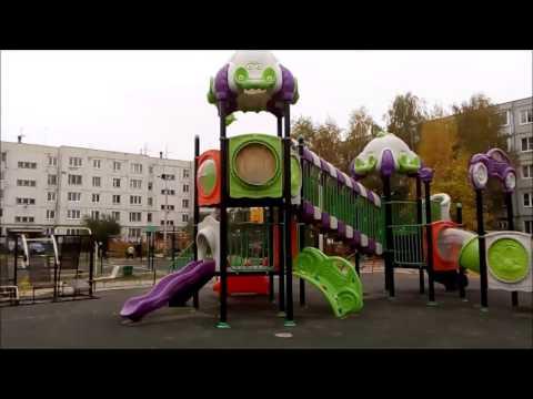 Patsan.TV - Как живут соседи. Прогулка по Старой Купавне.