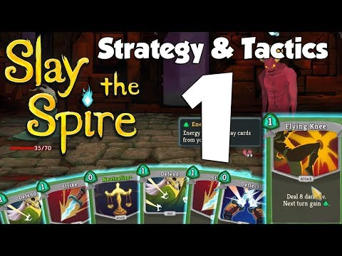 Slay the Spire Strategy & Tactics 1: The Silent Returns