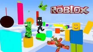 Monster School : ROBLOX - Brave Challenge - Minecraft Animation