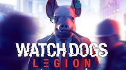 The Current Situation of Watch Dogs Legion