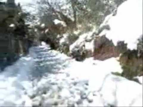Algerie miliana ville des cerises sous la neige youtube for Piscine demontable algerie