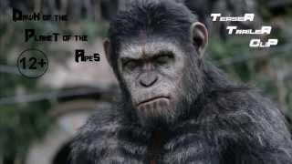 Планета обезьян: Революция официальный трейлер