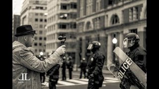 Photographers and Cops, Shooting in Public Places, Discrimination and collaborating for success