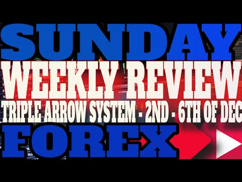 Weekly Forex Analysis 2019 | Market Analysis 2nd -6th DEC-TRIPLE ARROW SYSTEM | Forex Trading