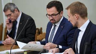 Komisja ds. VAT. Przesłuchanie Pawła Grasia, byłego sekretarza stanu w KPRM