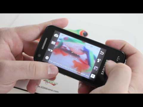 Samsung Pixon12 Camera UI