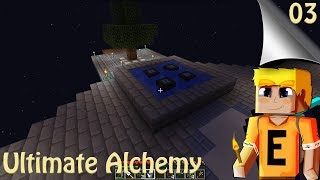 Ultimate Alchemy - EP 03 - Water, Lava and Dirt