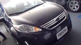 2013 Ford Fiesta Sedan 2013 video venta versión Colombia