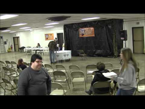 Open Division of NWTF Sanctioned Turkey Calling Contest Clearfield PA March 22