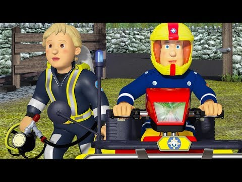 Fireman Sam full episodes | Battle of the Birthdays - Soccer team  | Safety on the snow | Kids Movie