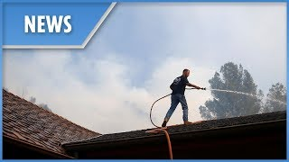 California Wildfires: Malibu residents reflect on Woolsey Fire