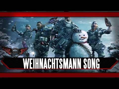 Gamer Musik Weihnachtsmann Song by Execute